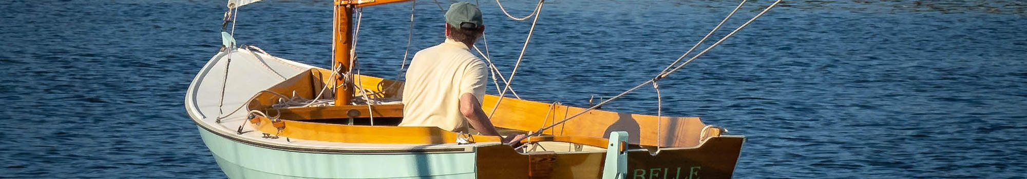 BELLE sailing